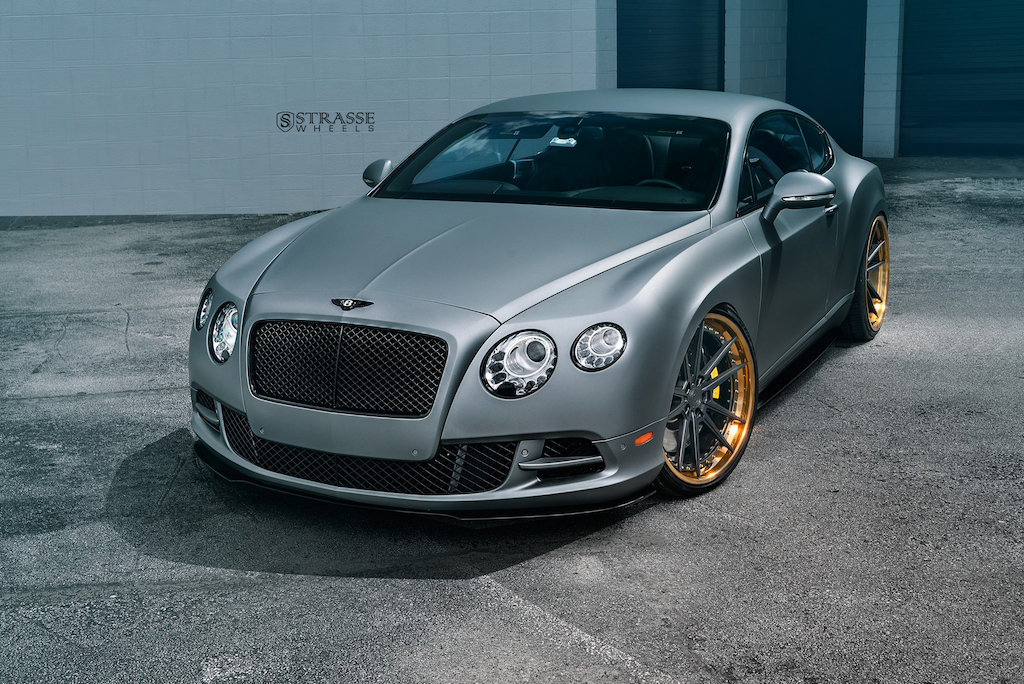 bentley continental gt 2011+