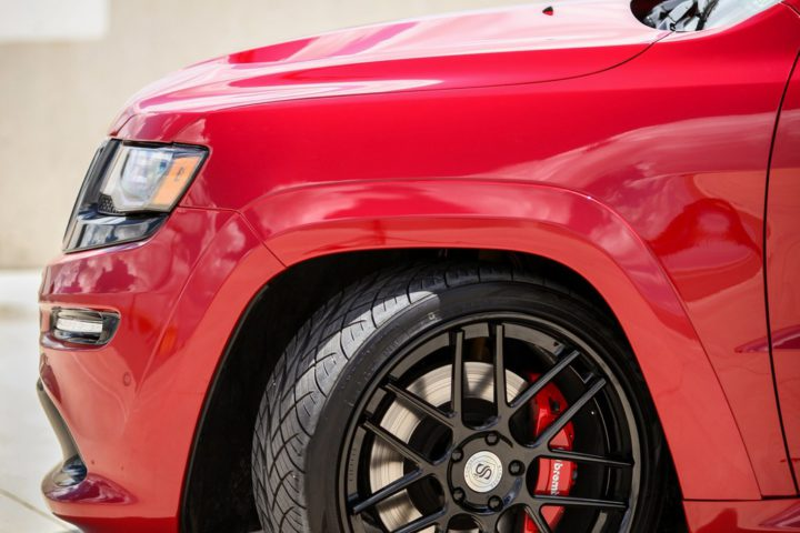 Strasse Wheels - Jeep Grand Cherokee SRT - SM7 Deep Concave 12