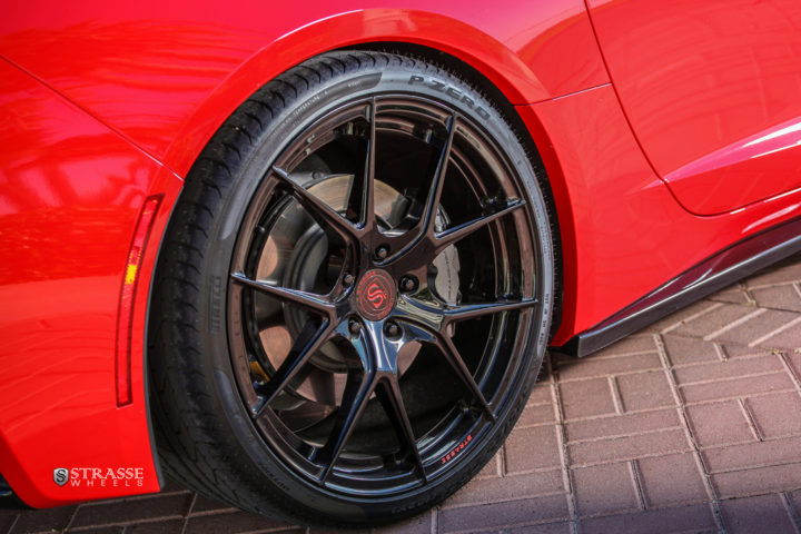 Strasse Wheels Corvette C7 Stingray SM5R 10