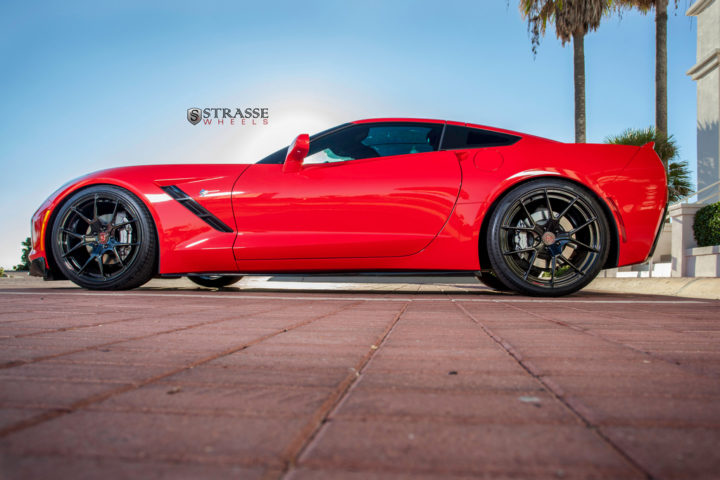 Strasse Wheels Corvette C7 Stingray SM5R 6