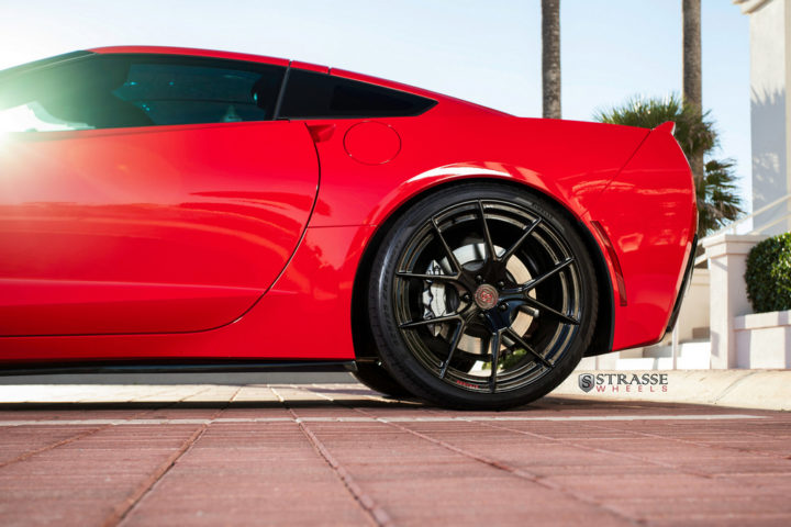 Strasse Wheels Corvette C7 Stingray SM5R 8