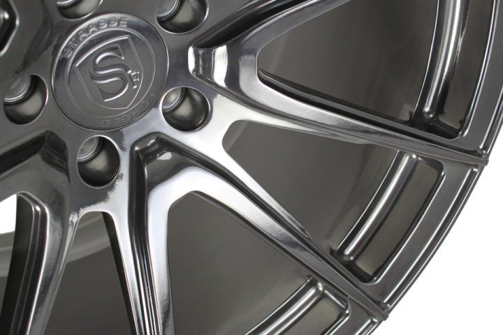 SV5 Deep Concave Monoblock - Polish Liquid Smoke 6