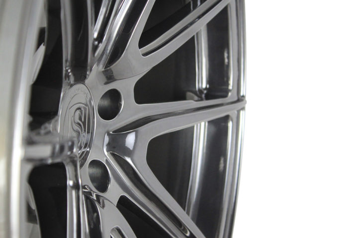 SV5 Deep Concave Monoblock - Polish Liquid Smoke 8