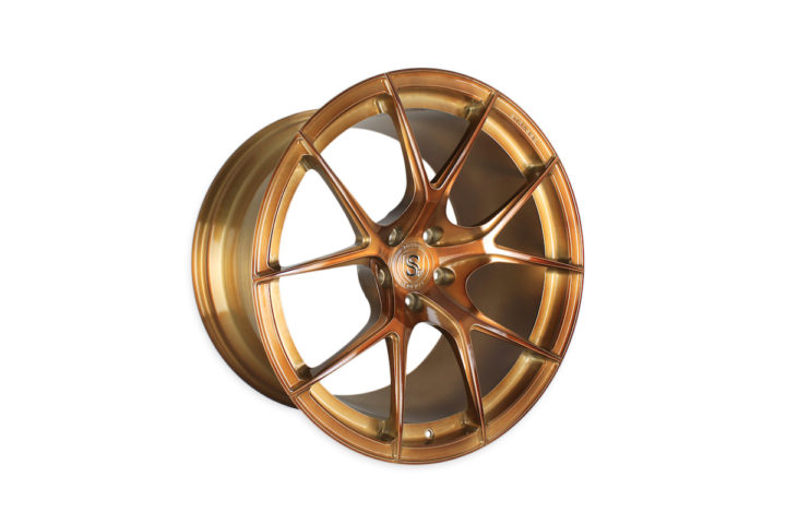 SM5R Deep Concave Monoblock - Gloss Brushed Bronze 2