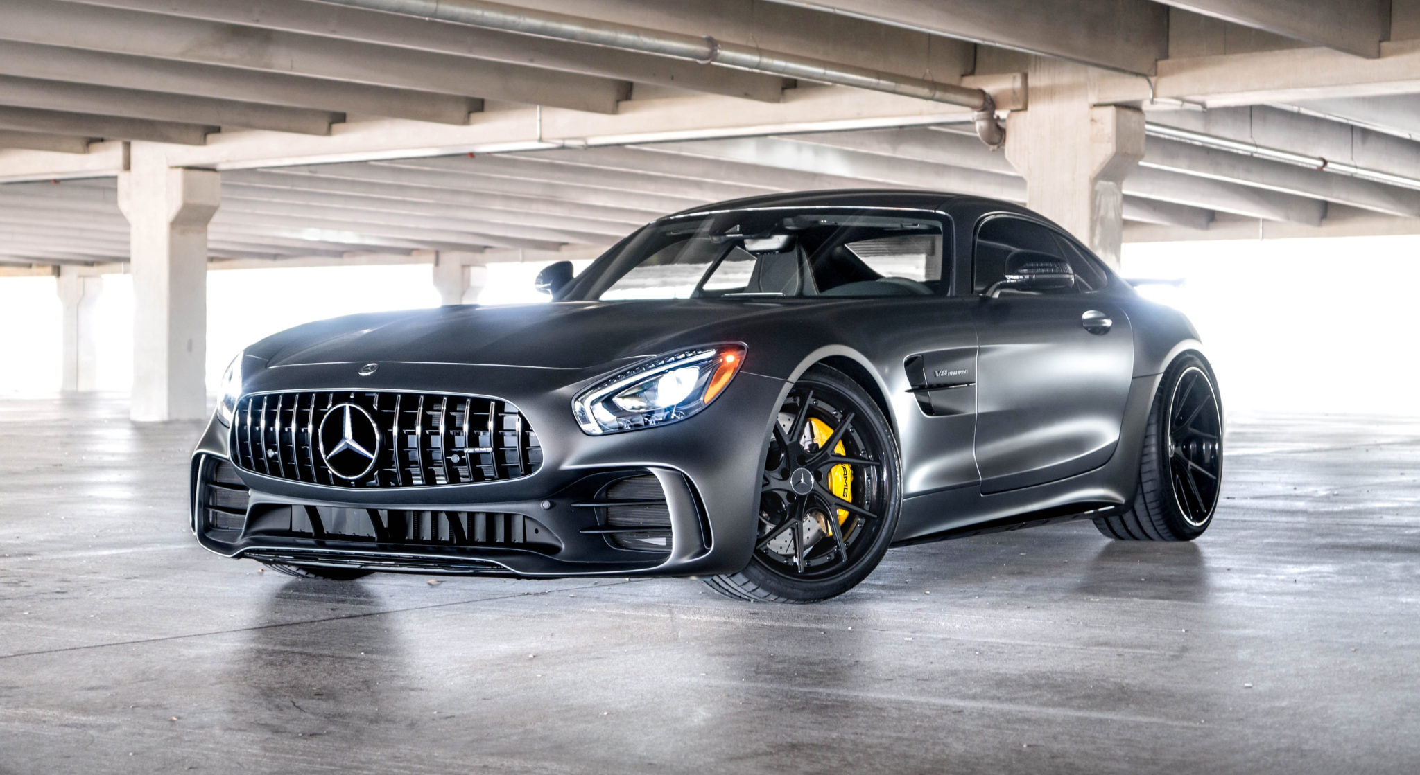 mercedes benz amg gtr sm5rt deep concave fs strasse wheels. Black Bedroom Furniture Sets. Home Design Ideas
